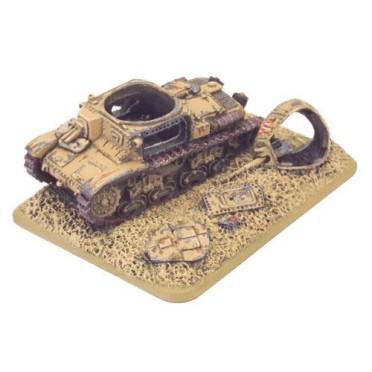 Destroyed M14