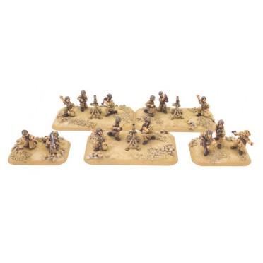 Mortar Platoon Folgore