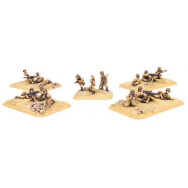 Folgore Machine-gun Platoon