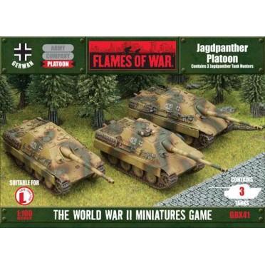 GE Jagdpanther Platoon