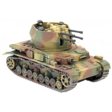 Wirbelwind Flakpanzer IV/2cm Vierling Pa
