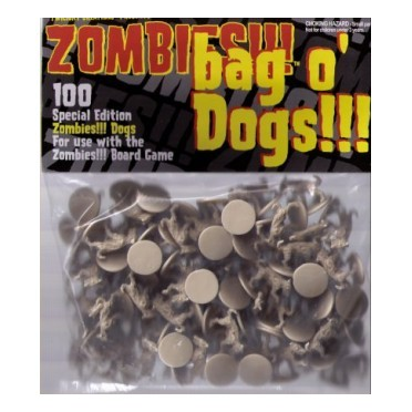 Zombies: Glowing Bag O' Zombies!! Dogs!!