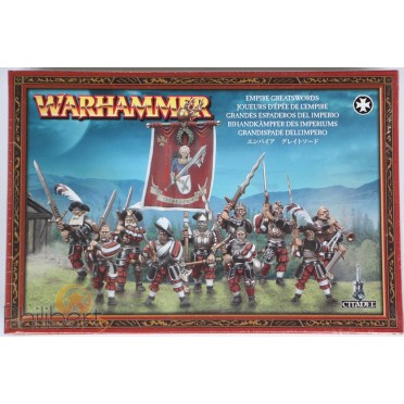 Age of Sigmar : Order - Freeguild Greatsword