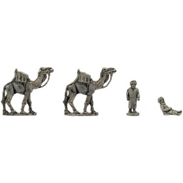 Camels and Handlers