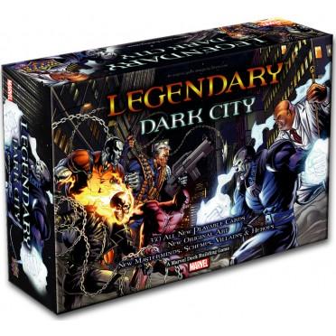Legendary : Marvel Deck Building - Dark City Expansion
