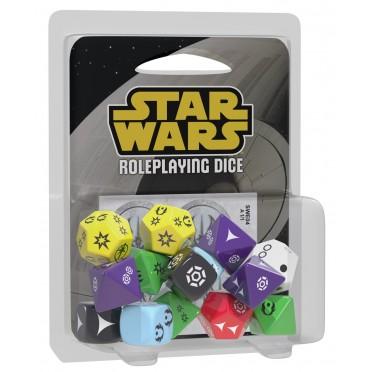 Star Wars : Jeu de Rôle - Pack de Dés