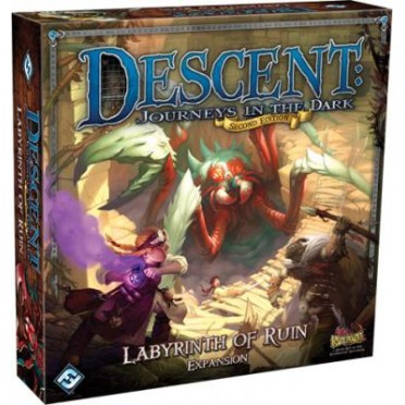 Descent : Labyrinth of Ruin
