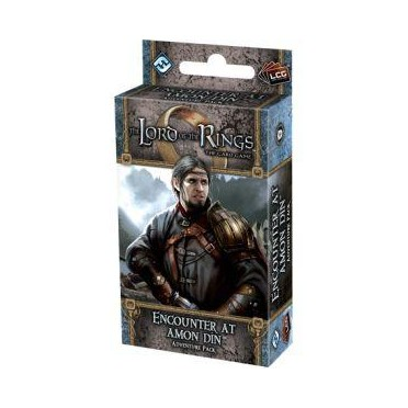 The Lord of the Rings LCG - Encounter at Amon Dîn