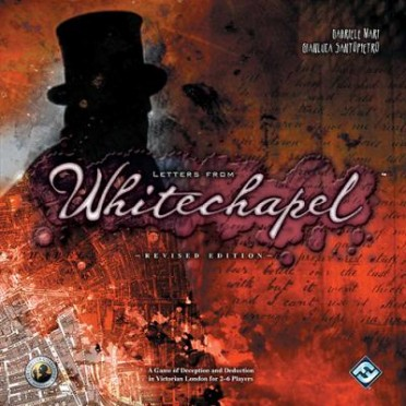 Letters from Whitechapel (Anglais)