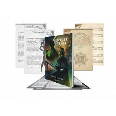L'Aventure Perdue d'Arsène Lupin