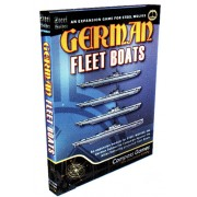 Steel Wolves Expansion : German Fleet Boats