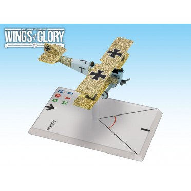 Wings of Glory WW1 - Aviatik D1 (Turek)