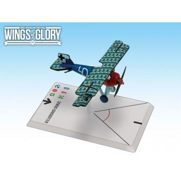 Wings of Glory WW1 - Siemens-Schuckert D.III (Von Beaulieu-Marconnay)