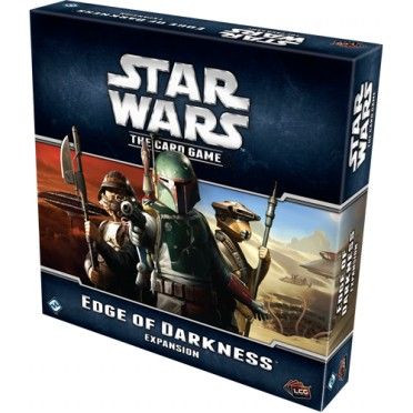 Star Wars : The Card Game - Edge of Darkness