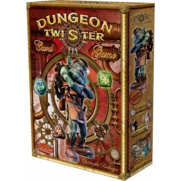 Dungeon Twister - Le Jeu de Cartes