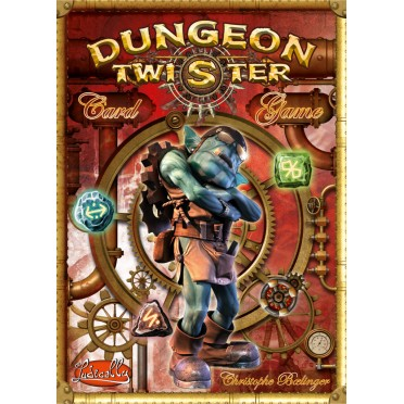 Dungeon Twister - The Card Game