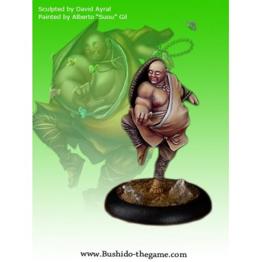 Bushido - Master Po