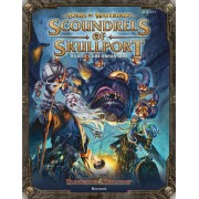 D&D Lords of Waterdeep - Scoundrels of Skullport