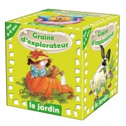 Graine d'explorateur - Le Jardin