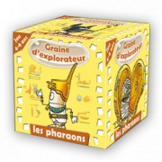 Graine d'explorateur - Les Pharaons