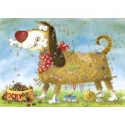 Puzzle - Dog's Life de Marino Degano - 1000 Pièces