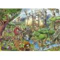 Puzzle - Fairy Tales de Hugo Prades - 1500 Pièces 0