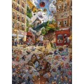 Puzzle - Apocalypse de Jean-Jaques Loup - 2000 Pièces 0