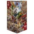 Puzzle - Apocalypse de Jean-Jaques Loup - 2000 Pièces 1