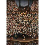 Puzzle - Orchestra de Jean-Jacques Loup - 1000 Pièces