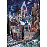 Puzzle - Castle of Horror de Jean-Jacques Loup - 2000 Pièces
