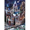 Puzzle - Castle of Horror de Jean-Jacques Loup - 2000 Pièces 0
