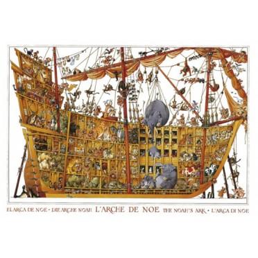 Puzzle - Arche Noah de Jean-Jaques Loup - 2000 Pièces