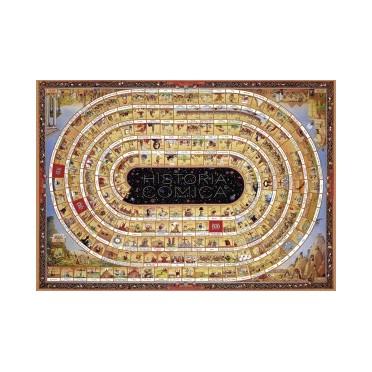Puzzle - Historia Comica 1 de Marino Degano - 4000 Pièces