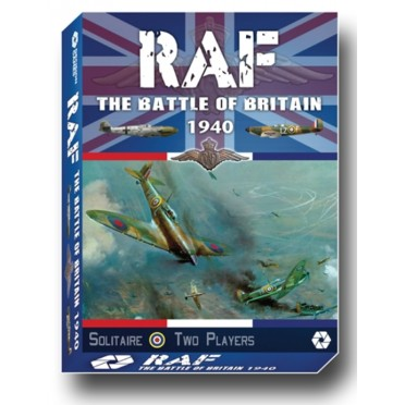 RAF The battle of Britain 1940 : Lion vs Eagle (Reprint)