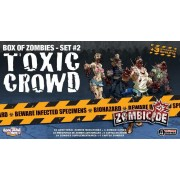 Zombicide : Toxic Crowd pas cher