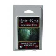 The Lord of the Rings LCG - Passage through Mirkwood Nightmare Deck