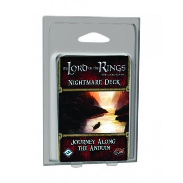 The Lord of the Rings LCG - Journey along the Anduin Nightmare Deck