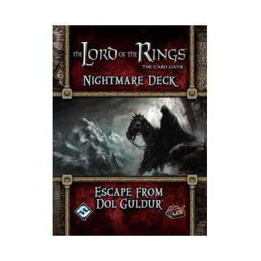 The Lord of the Rings LCG - Escape from Dol Guldur Nightmare Deck