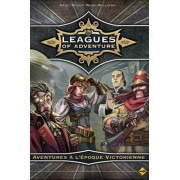 Leagues of Adventure - Livre de Base