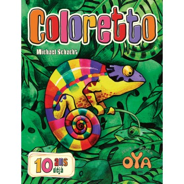 Coloretto 10 ans VF