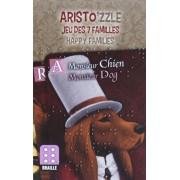 Aristo'zzle Jeu des 7 Familles - Braille