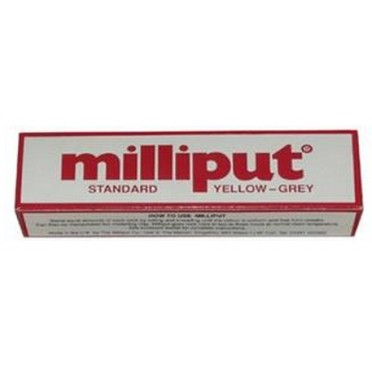 Milliput - Standard Yellow-Grey