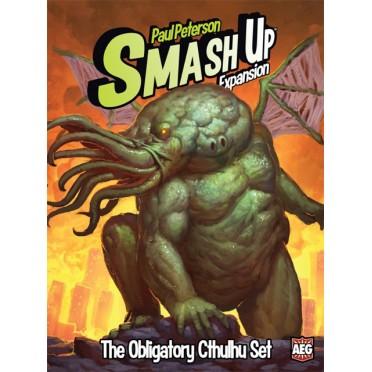 Smash Up (Anglais) - The Obligatory Cthulhu Set