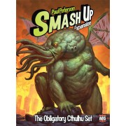 Smash Up (Anglais) - The Obligatory Cthulhu Set