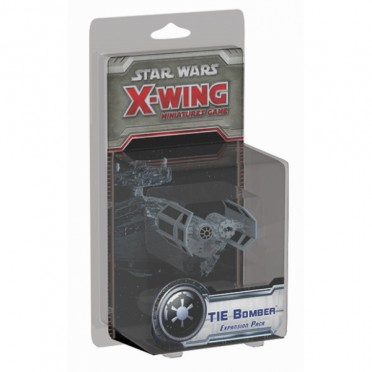 Star Wars X-Wing - Tie Bomber Expansion Pack