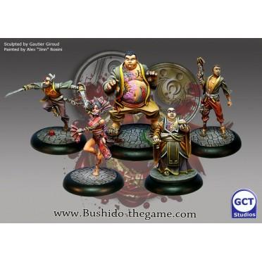 Bushido - Silvermoon Trade Syndicate Starter Set