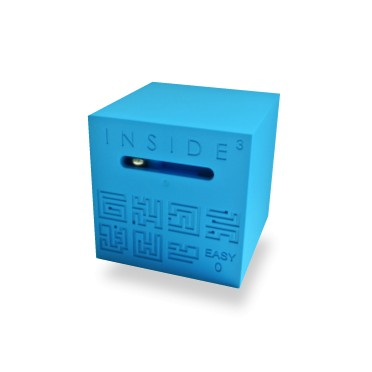 Inside Ze Cube - Easy0 : Bleu