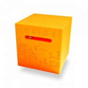 Inside Ze Cube - Mean0 : Orange
