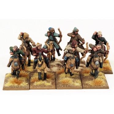 Guerriers des Steppes