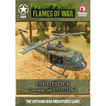 US UH-1D Slick